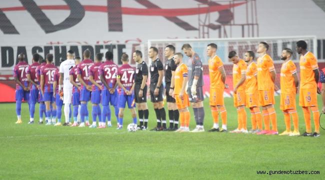Süper Lig: Trabzonspor: 0 - Medipol Başakşehir: 2