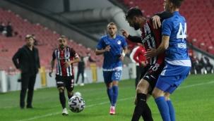 TFF 1. Lig: Samsunspor: 4 - Ankara Keçiörengücü: 2