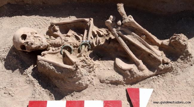 Urartuların ölü gömme gizemi çözülüyor
