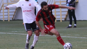 2. Lig: Yeni Çorumspor: 2 - A. 24 Erzincanspor: 2