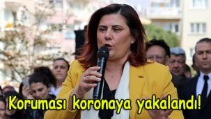 Aydın BŞB Başkanı Çerçioğlu'nun koruması koronaya yakalandı