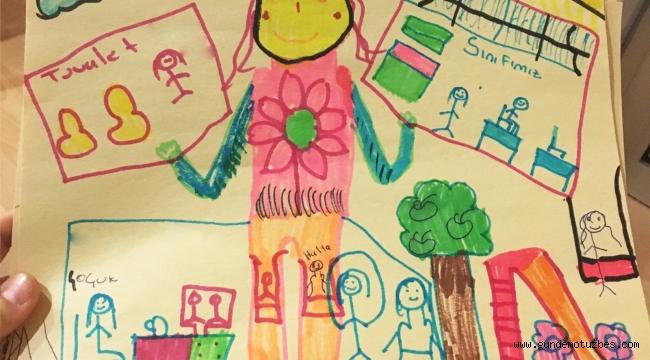 Dezavantajlı çocukların farklılığını ortaya çıkarmak için çevrimiçi oyun