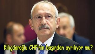 Flaş! CHP'de Kılıçdaroğlu dönemi kapanıyor mu?
