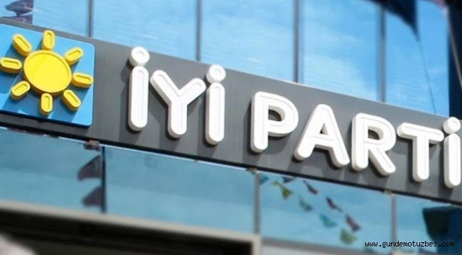 İYİ Parti Gaziantep'te toplu istifa