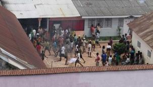 Sri Lanka'da cezaevinde Covid-19 isyanı: 6 ölü