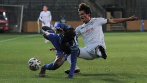 TFF 1. Lig: Ankaraspor: 1 - Bursaspor: 1