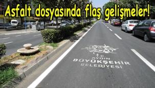 Aydn BŞB ve Kuşadası Belediyesi asfalt dosyalarında flaş gelişmeler!