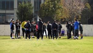 Denizlispor, Fenerbahçe maçı hazırlıklarını sürdürdü