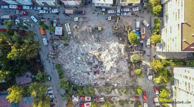 Depremin vurduğu Bayraklı'da önemli kentsel dönüşüm kararı