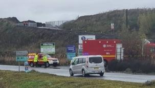 İngiltere'de depoda patlama: 1 ölü, 2 yaralı