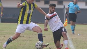TFF 3. Lig: Manisaspor: 1 Fatsa Belediyespor: 1