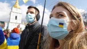 """Ukrayna : """"Ocak ayında sıkı bir karantinaya gidebiliriz"""""""