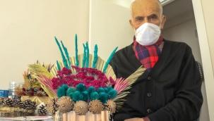 Antalya'da 88'lik Mehmet dedenin yaptığı eserleri görenler gözlerine inanamıyor