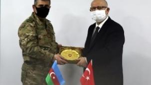 Azerbaycan ve Türkiye arasındaki Türk-Rus Ortak Merkezi'nin faaliyetleri görüşüldü