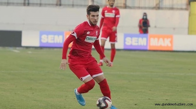 Boluspor'un golcüsü Okutan, Süper Lig'e transfer oldu