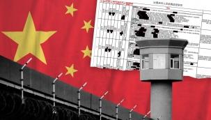 Çin'de zorla çalıştırılan Uygur Türkleri için Belçika'da farkındalık kampanyası