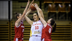 Euro Cup Women Basketbol: Bellona Kayseri Basketbol: 106 - BC Prometey:82