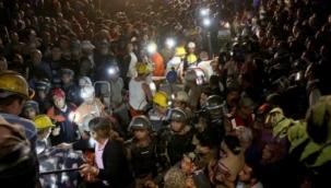 Soma maden kazası sonrası işten çıkarılan 2 bin 395 işçiye 102 milyon TL ödeme yapıldı