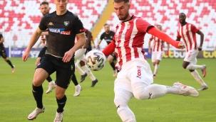 Süper Lig: DG Sivasspor: 2 - Y. Denizlispor: 2