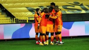 Süper Lig: Gaziantep FK: 1 - Galatasaray: 2