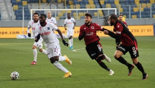 Süper Lig: Gençlerbirliği: 1 - Trabzonspor: 2