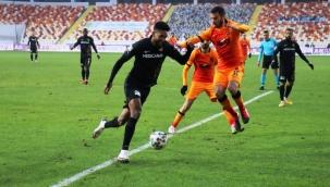 Süper Lig: Yeni Malatyaspor: 0 - Galatasaray: 1