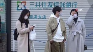 Tokyo'da mutasyona uğrayan Covid-19 görüldü