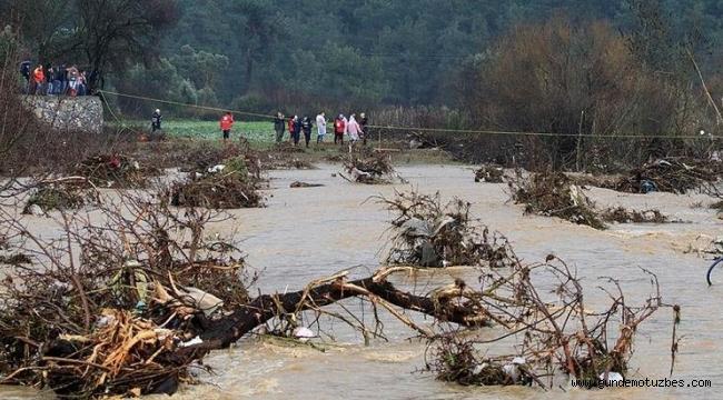 Baraj sularının tahliyesi nedeniyle Yeniköy Mahallesi boşaltılıyor