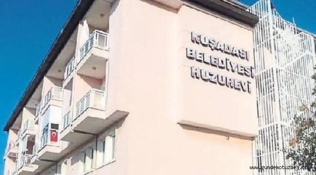 CHP'li belediyeden huzurevi skandalı!