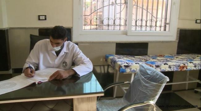 Doktorlardan Suriye'de Türk sağlık sistemine destek