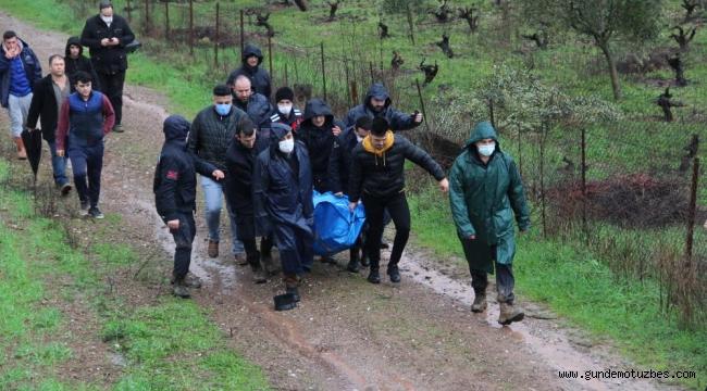 İzmir'deki selde 2 kişinin cansız bedenine ulaşıldı
