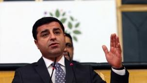 Selahattin Demirtaş'ın 8 yıla kadar hapis istemiyle yargılanmasına devam edildi