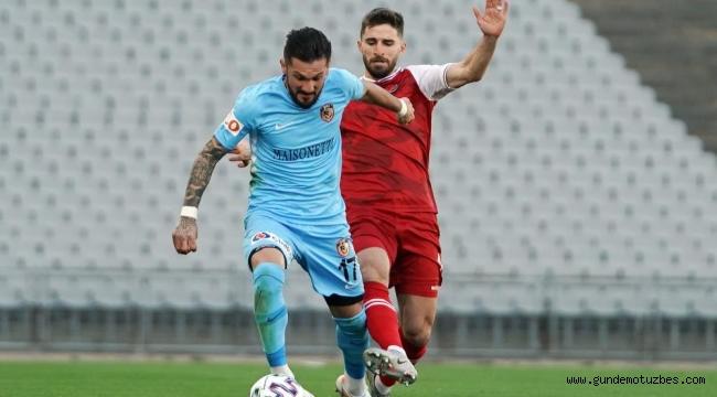 Süper Lig: Karagümrük: 2 - Gaziantep FK: 0