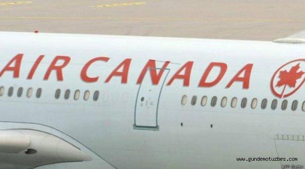 Kanada uçağı türbülansa girdi: 21 yaralı