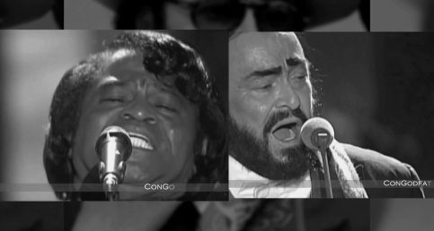 Luciano Pavarotti & James Brown